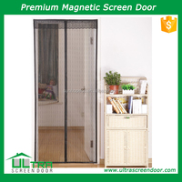 magnetic door screen mesh magic mosquito net