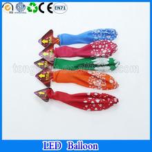 Flower Led lighting flashing light latex ballons