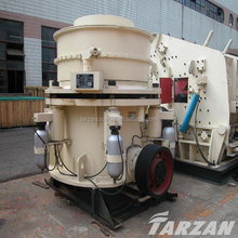 China lead brand gyratory hydraulic cone crusher price for exportation
