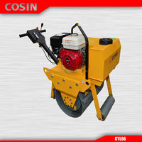 cosin famous brand engine CYL06 road roller japan used