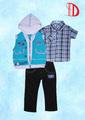 2014 venta al por mayor de verano bebé recién nacido niños ropa