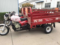 three wheel cargo car /motor vehicle from motorcycle factory
