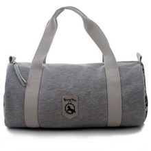 Large sports and leisure duffel bag carry on bag