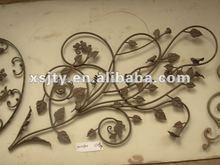 decorativos de hierro forjado componente