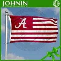 wholesale most popular 90*150cm polyester alabama college sport flag