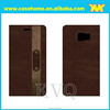 leather case for iphone 6,leather flip cover case for gionee ctrl v5,two mobile phones leather case
