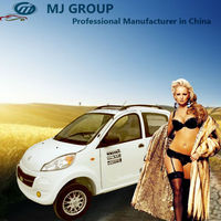 Best Price and high quality 4 seats electric passenger vehicle for sale