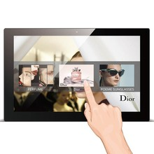 """14.1"""" China Bulk Android WIFI Multi Touch Screen Digital Photo Frame With Bluetooth"""