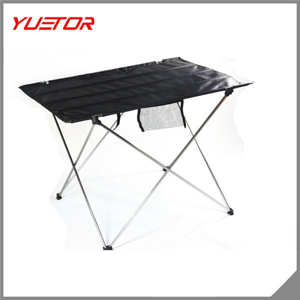 New black lightweight portable folding table camping fishing leisure picnic buy folding table - Lightweight camping tables ...