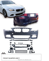 Body kit Front Rear bumper Assy M sport package M5 look for BMW F10 5 Series