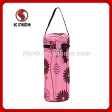 600D PVC Waterproof Bag Wine Cooler Bag Thermos Picnic Bag