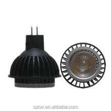 7w 12v DC MR16 LED
