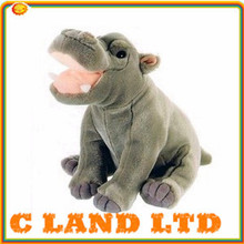 Plush Hippo Toy All Style Can be customized