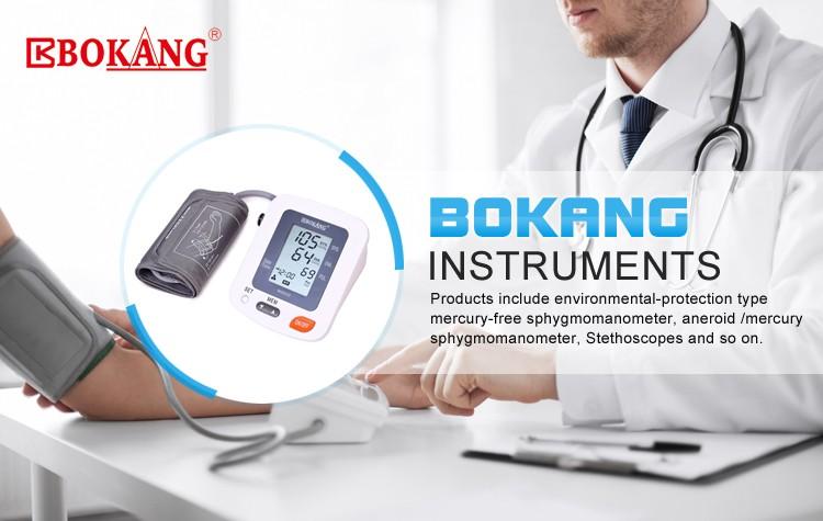 BK6022 automatic digital blood pressure apparatus/Sphygmomanometer