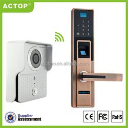 2015 ACTOP hot sale door peephole motion detector wifi