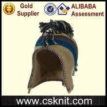 China supplier plush animal hat / children panama hat