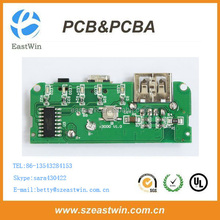customized mobile charger pcb circuit board assembly in china