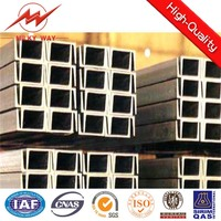 Top quality box channel steel