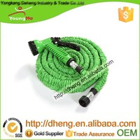 2013 innovative expandable garden hose 50ft as seen as tv