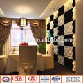 De plástico de la pared con paneles de pvc 3d un diseño en relieve patrón de gz- los reyes