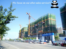 QTZ125 TC6018 Cheap Construction Machinery Tower Crane Anchorage 120m for real estate in India