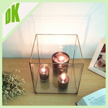++ Thanksgiving Table lighting for centerpieces ++ led lights for centerpieces ++ wedding glass led light base for centerpieces