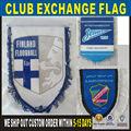 a finlândia clube de futebol galhardete troca