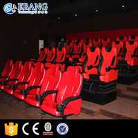 Attractive Guangzhou 4d theater,4d simulator for 4d motion cinema seat