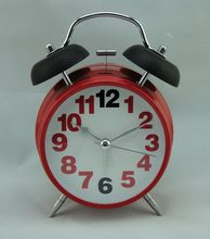 Super quality hotsell simple style creative fashion discount table snooze alarm clock