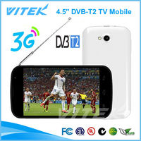 Android OS 4.5 inch 3G Dual SIM Digital TV Mobile Phone
