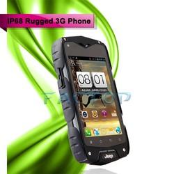 Z6 dual sim Android 4.4 GPS 3G flashing lights mobile phone