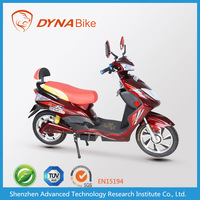 Hot selling heavy loading electric battery operated two wheel vehicle/ electric motorcycle