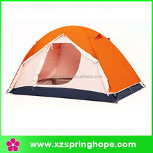 Outdoor camping tent/waterproof folding canvas bed