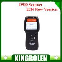D900 OBD2 scanner Professional Hot sell 2013.1 New software In stock