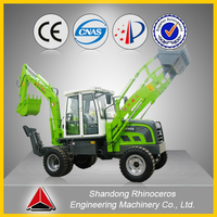 tractor with front end loader and backhoe with price for sale backhoe loader tractor backhoe digger loader