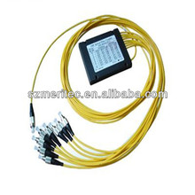 High Quality Fast Delivery 1x8 Fiber Optical Splitter with FC Connectors Supplier in China