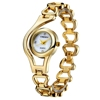 Kingsky KY070 Fashion Design Gold Plated Beautiful Ladies Watch