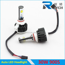 2015 hot sale super bright IP68 auto 9005 LED Headlight lamps for racing car