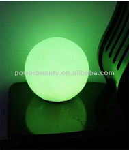 small spinning led battery ball lights