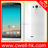 custom android mobile phone 5.5 Inch Android 4.4 3G Smartphone Dual SIM Card MTK6582 Quad Core 512MB 4GB GPS Unlocked Star G3