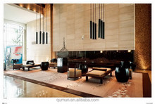 2015 newest used hotel lobby furniture sofa set made in China