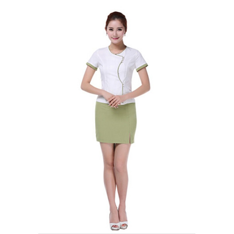 Wholesale woman thai spa uniforms buy thai spa uniform for Spa uniform europe