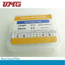 Dental Rotary Instrument:Dental Protaper files, Dental Endo Files