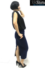 diseño sscshirts y faldas blusa