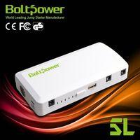 CES 2015 Boltpower 12V 12000mah portable mini lithium ion car batteries sale