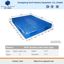 150mm Sale Export Europe New Plastic Furniture Pallet