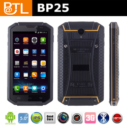 Cruiser BP25 quad core IP67 rugged smartphone android gps shockproof