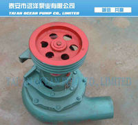 Diesel engine mini sand pump for river barge