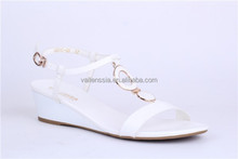 Hot Sale Wholesale Fashion Promotion Safety Leather Sandal