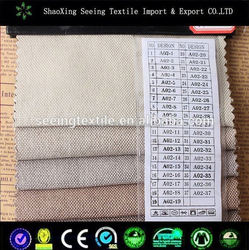 hot sale colored polyester fabric for pack bag
